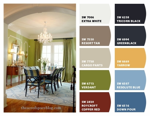 Sherwin-Williams Lime Green