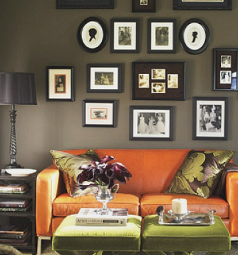 Bedroom Decor Ideas Pictures Orange Boy Bedroom Bedroom Accent Chairs Bedroom Ideas Tan Walls: Olive Green And Orange Living Room. Living Room Decorating