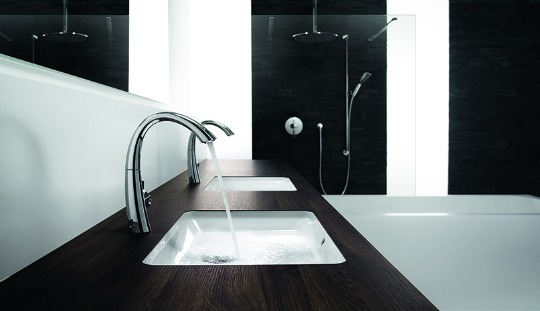kwc faucets swiss excellence the ace of space blog. Black Bedroom Furniture Sets. Home Design Ideas