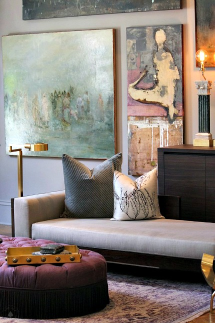 Abstract Room Designs: The Best Of Showhouse Design :: Part 1