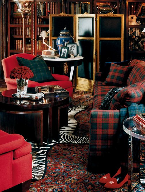 The design 10 10 5 15 the ace of space blog for Ralph lauren office furniture