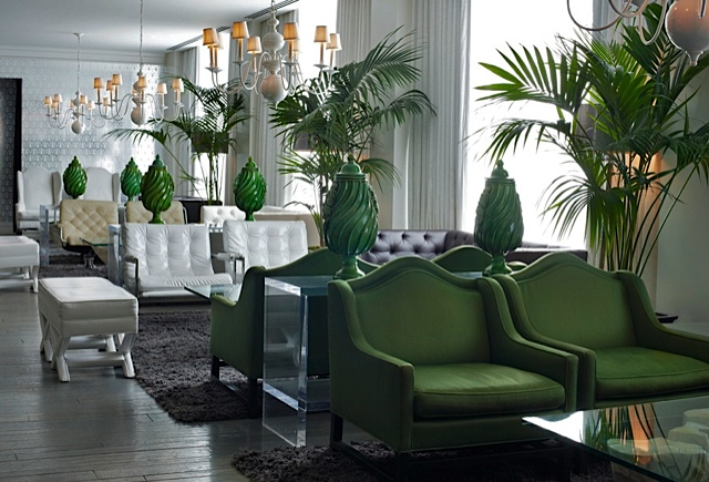 10 Hotel Lobbies You'll Want to Live In