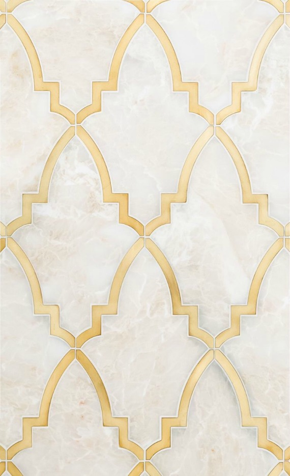 10 Looks To Love Gold Grout Amp Insets The Ace Of Space Blog
