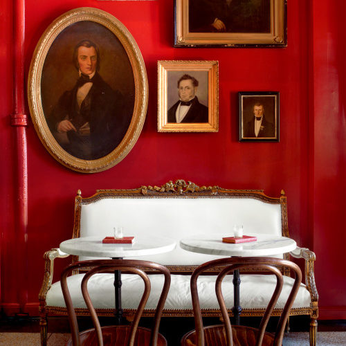 Dine and Design :: Bar Les Freres