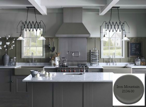 Our Picks 10 Timeless Grays For The Kitchen The Ace Of