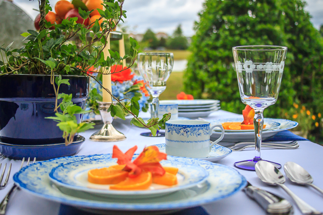 Entertaining:: Creating A Summer Ladies Lunch