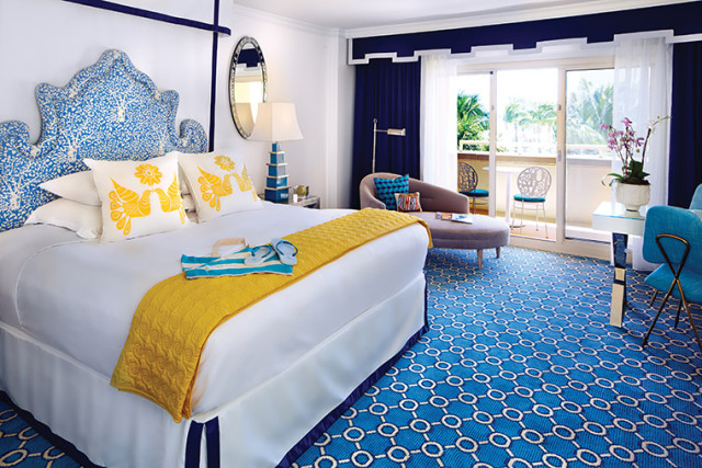 A Hotel That Dazzles :: Eau Palm Beach