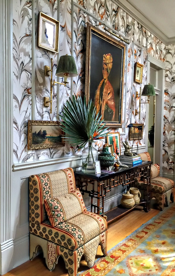 engaging traditional decorating styles | 12 Interiors With Soul - The Ace Of Space Blog