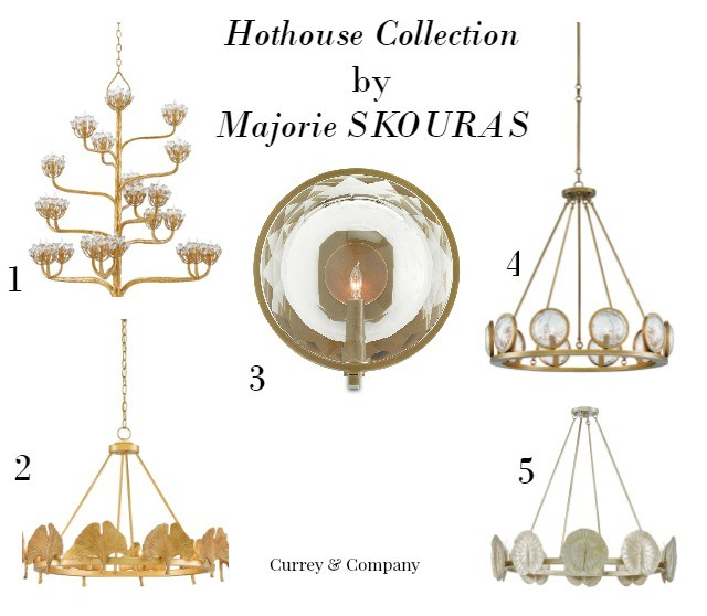 The Hothouse Collection by Majorie Skouras