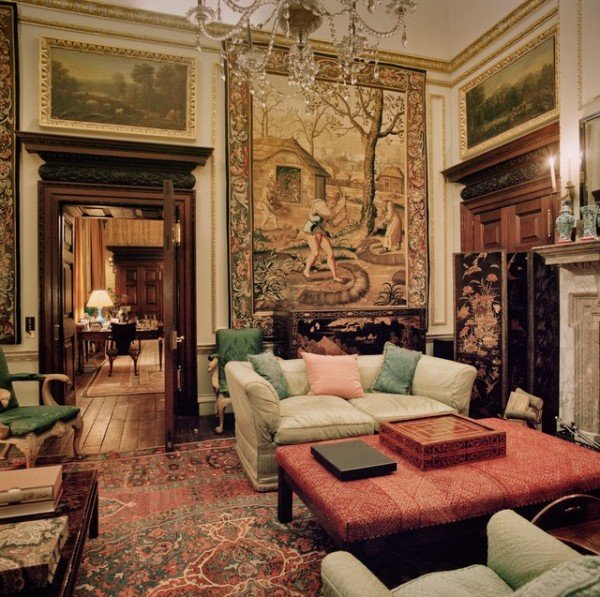 Great Houses, Modern Aristocrats-Houghton Hall