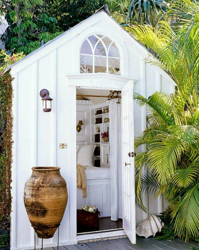 Chic Sheds:: The Ace Look of the Week