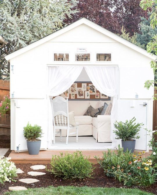 Chic Sheds::The Ace Look of the Week