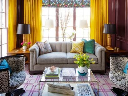 18 Gorgeous Spaces from The DJF Builders Designer Showhouse