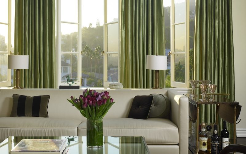 Vincere Designs The Perfect Pied-à-Terre In The Hollywood Hills