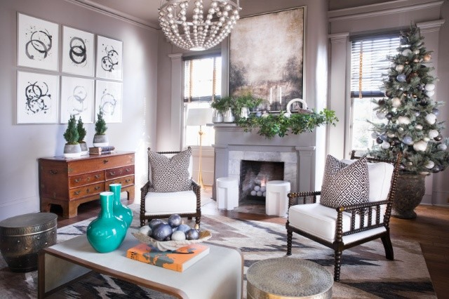 A Honeymoon To Remember:: Madison Town & Country Holiday Tour of Homes