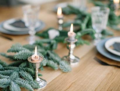 6 Simple And Beautiful Last Minute Holiday Decorating Ideas