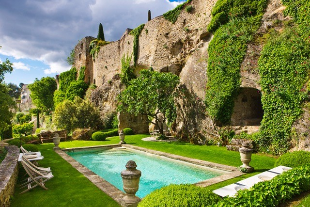 A Provence Garden Fit for A Fairytale