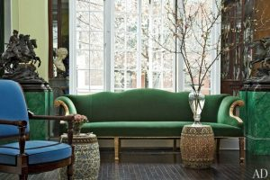 The Fabric of the Year::Velvet
