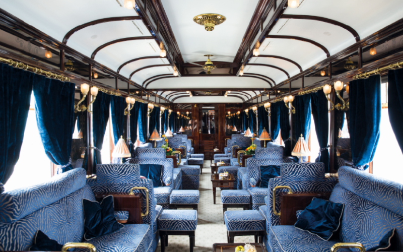 Adventures in Design:: Venice Simplon-Orient-Express