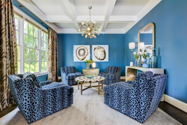 How Historical Patterns Have Influenced Interior Design