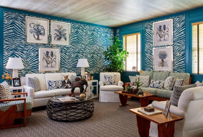 Tour the Stunning Kips Bay Decorator Showhouse Palm Beach